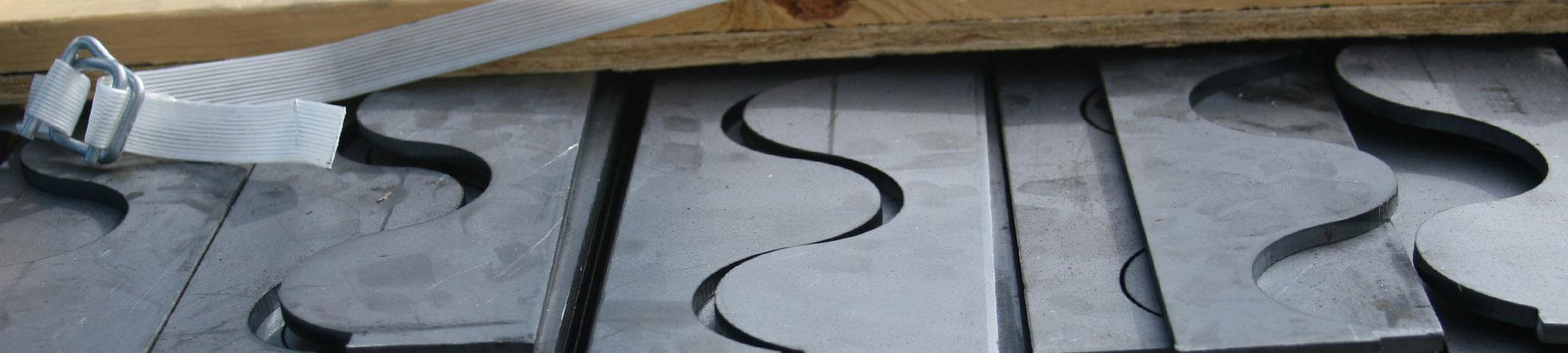 Custom fabrication sample